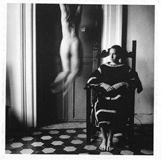 Untitled Rome, Italy by Francesca Woodman