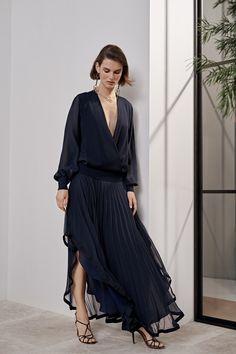 668df444863 Ralph Lauren Resort 2019 Fashion Show Collection  See the complete Ralph  Lauren Resort 2019 collection