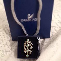 Love this! Azore filigree ring from Swarovski #Ring #Swarovski #Jewelry