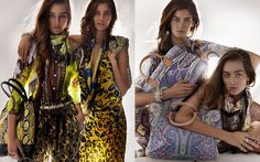 Etro Spring Summer 14 Advertising Campaign