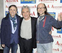 José Mota se rodea de amigos como Andrés Pajares y Santiago Segura para ayudar a los niños de África #actores #famosos