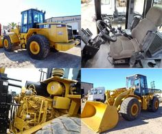 Find Used 1999 #Caterpillar 950g #Wheel_loader in Laredo, TX, USA by GM Trucks & Equipment for only $ 62000 at Heavy-MachineryTrader.Com