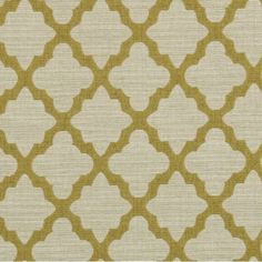 DwellStudio Casablanca Geo Fabric - Citrine | DwellStudio