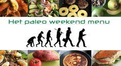 Download gratis het paleo weekendmenu! Paleo menu met 9 gezonde paleo recepten.