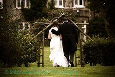 Claire & Ian, Wedding at Langrish House Hotel, Hampshire