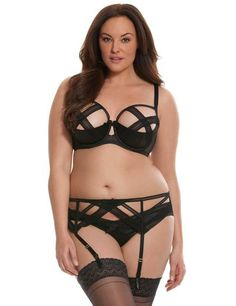 lingerie Plus sexy size in women