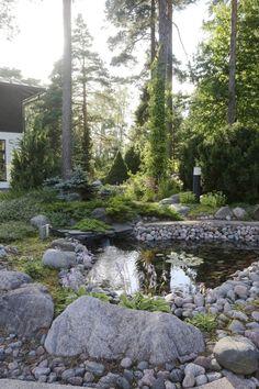 Outdoor Spaces, Outdoor Decor, Joko, Home Landscaping, Garden Planning, Landscape Architecture, Beautiful Gardens, Building A House, Backyard
