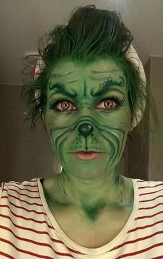 i would love to dress as the grinch and have lilly as my cindy lou who - Baby Grinch Halloween Costume