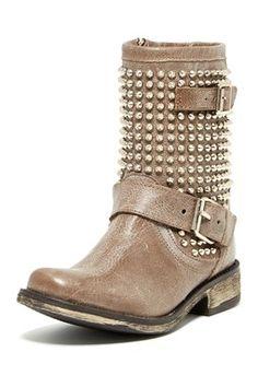 HauteLook   Steve Madden: Monicaa Studded Boot