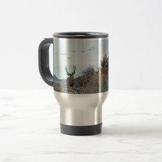Photography photoshop wildlife art travel mug - photography picture cyo special diy