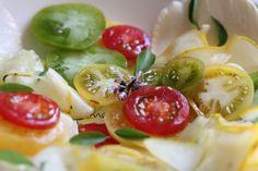 peak season tomato recipes