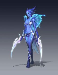 Game Character - AION