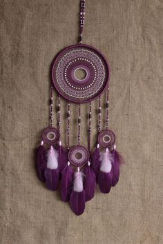 Dream catcher/Dreamcatcher/Boho por MyHappyDreams en Etsy