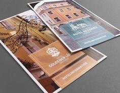 Flyer und Webdesign für Hotel Goldener Löwe und Hotel Residenz in Meißen @ agentur-setzepfandt&partner