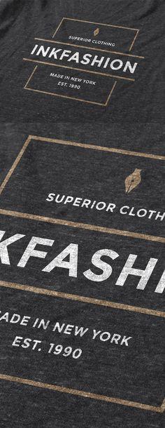 Free Logo Mockup On Fabric | alienvalley.com | #free #photoshop #mockup
