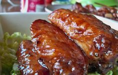 Coca-cola chicken wings_China Food Menu - best chinese food and chinese recipes No Carb Recipes, Atkins Recipes, Cooking Recipes, Healthy Recipes, Easy Recipes, Cola Chicken Wings Recipe, Chicken Wing Recipes, Coke Chicken, Best Chinese Food