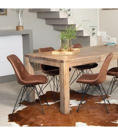 Upholstered Dining Chairs, Dining Room Furniture, Dining Room Table, Dining Set, Dining Suites, Online Furniture Stores, Acacia Wood, Wood Veneer, Wood Table