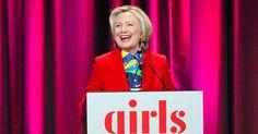 Hillary Clinton has a message for young women everywhere https://t.co/Ctcu4i7xpU