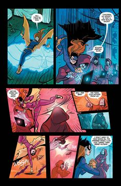 Preview: Batgirl #41, Page 3 of 4 - Comic Book Resources