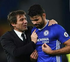 Chelsea's Brazil-born striker Diego Costa, wants to quit Stamford Bridge to move back to Atletico Madrid, but that avenue has been blocked by the La Liga club's transfer ban.