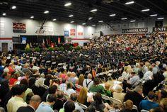 Cumberland University Spring 2014 Commencement