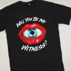 Katy Perry Witness Unisex T-Shirt. Tour Concert 2018 Inspired