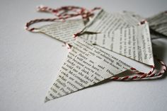 Harry Potter bunting!