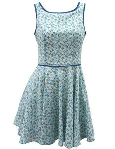 Quirky Circus By Mink Pink - Liberty Belle Dress