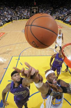 10.7.13 | Highlights were aplenty in Monday's 94-81 win over the Kings at Oracle Arena.