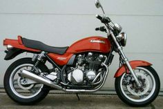 Kawasaki Zephyr. 750