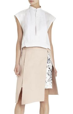 Runway Catrin Top and skirt | BCBG