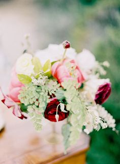 Photography By / Jen Huang   Floral Design By / Poppies and Posies / Bouquet