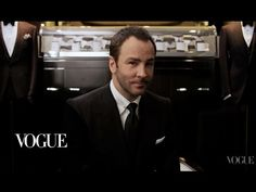 Vogue Voices: Tom Ford Head over to my site for more fun information on Fashion news and all designer clothing are 60-80% off www.stylemyaddiction . - Ronny Martinez (Founder & Stylist.)