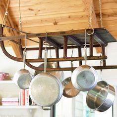 pot pan storage ideas | Kitchen pots and pans storage ideas_18