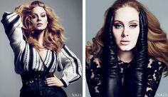Adele - Vogue US março