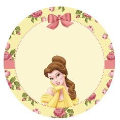 A Bela e a fera - Kit festa grátis para imprimir - Inspire sua Festa ® - Princess Belle Party, Cupcake Template, Oh My Fiesta, Party Names, Beauty And The Beast Party, Candy Table, Party Favor Bags, Princesas Disney, New Years Eve Party
