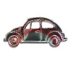 Cherry Fresca  VOLKSWAGEN VW BUG Car Magnet or by PopCanCreations