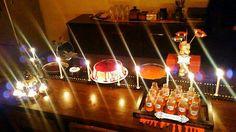 Vampire themed birthday