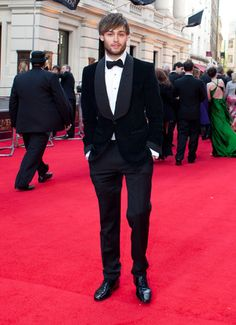 Douglas Booth from LOL!