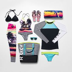 Want to win this? We're celebrating our #POPsurf collection & giving away 3 product packs during the #ROXYpro Gold Coast. Here's your chance to snag some pieces & rock the unique style in & out of the water!  ENTER HERE http://www.roxy.com/progoldcoast