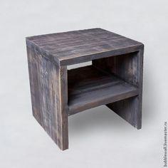 Купить тумба - белый, массив, дерево, Мебель, натуральный, экологичный, сосна, берёза, бук, Дуб