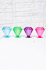 Diamond Shot Glasses at Urban Outfitters