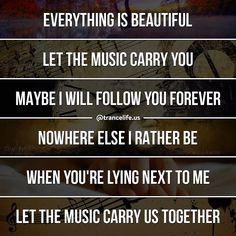 #letthemusiccarryyou