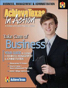 Business Management & Administration College and Career Planning Guide