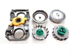 Fast Shipping Razor Replacement HQ5705 Shaving Plate+Shaver Head for Philips HQ5705 HQ5710 HQ5715 HQ6070 HQ6071 HQ6073