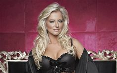 """Ultimo lingerie tycoon Michelle Mone Blondes are not taken as seriously in business as women who wear glasses and dress conservatively, claims lingerie entrepreneur Michelle Mone.  """"Being a glamorous blonde, you sometimes don't get taken seriously in the way that a person wearing glasses, no make-up and a tweed suit would – but I don't care what people think,"""" she said at the Accelerate conference, part of the International Festival for Business in Liverpool.  """"You've got to be confident…"""