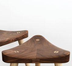 """226 Synes godt om, 6 kommentarer – Adam Rogers (@adam.rogers.furniture) på Instagram: """"Stool detail."""""""