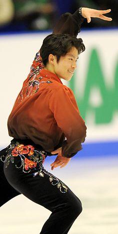 Tatsuki Machida, ISU Grand Prix of Figure Skating 2011/2012, NHK Trophy, SP