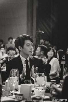 Kim Woo Bin .Where is he here?