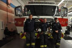 Station 4 - C Shift - Tim Champlin, Tom Pickles, Andy Maguire